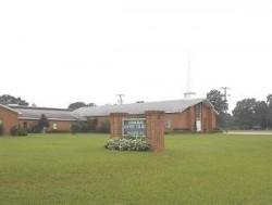 Citronelle Memorial Baptist Church