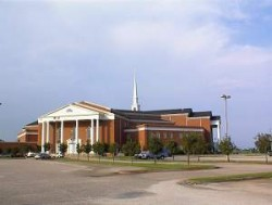 Dauphin Way Baptist Church