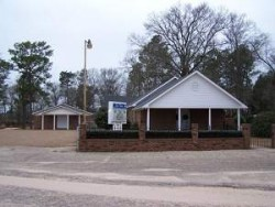 New Home Baptist Church, Citronelle