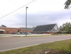Semmes First Baptist Church