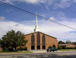 Theodore First Baptist Church