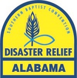 Support DR Volunteers from Mobile Deployed to Lee County
